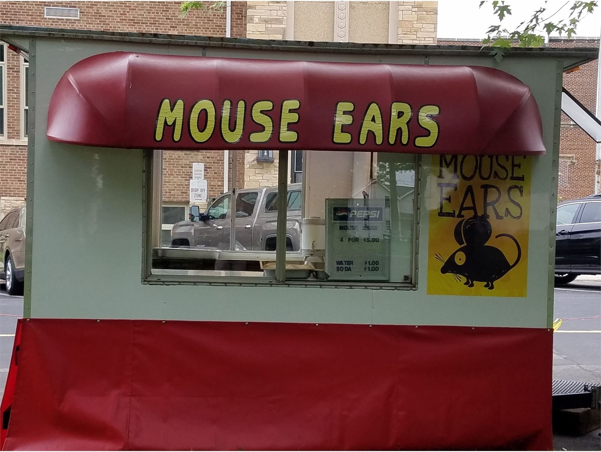 C&C Concessions - Mouse Ears