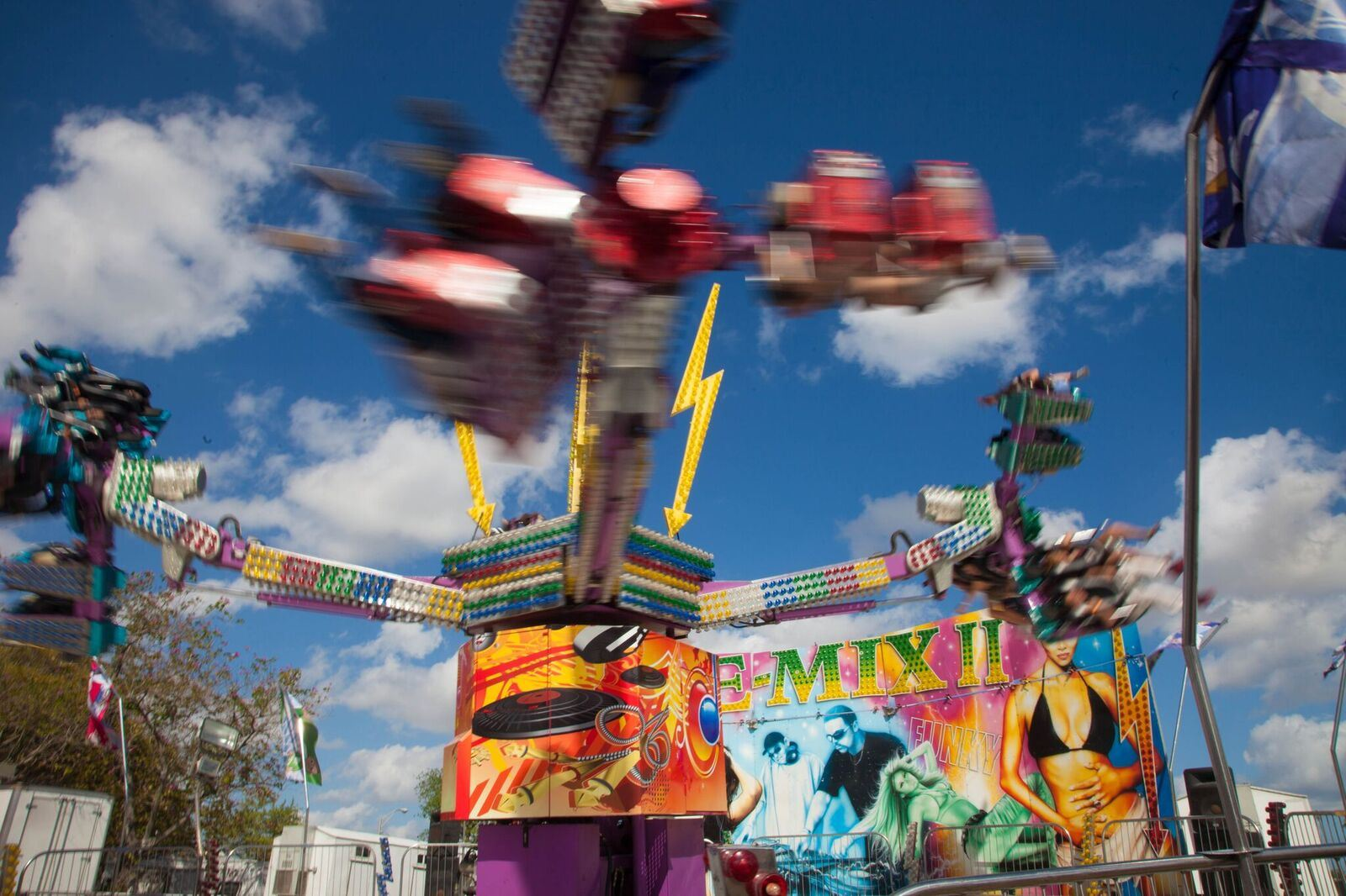 Carnival - North American Midway Entertainment