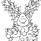 Blinky Coloring Page