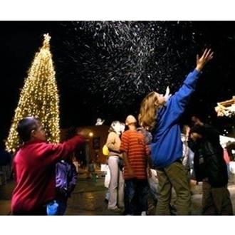 Christmas History.History The Community