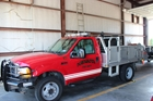 Booster 82: 2001 Ford Booster Truck