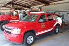 2009 Chevrolet Suburban- Chief/Command