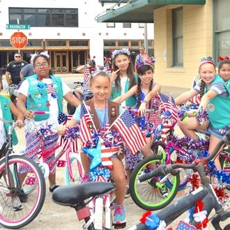 4th of July Parade 2018