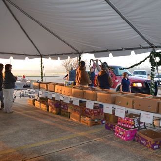 Food for Families December 2015