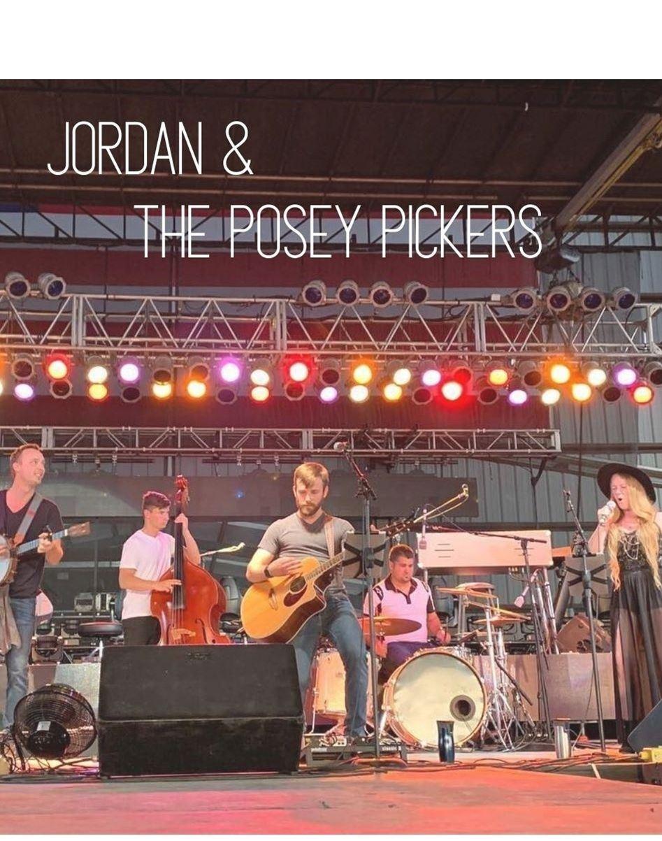 Jordan & the Posey Pickers