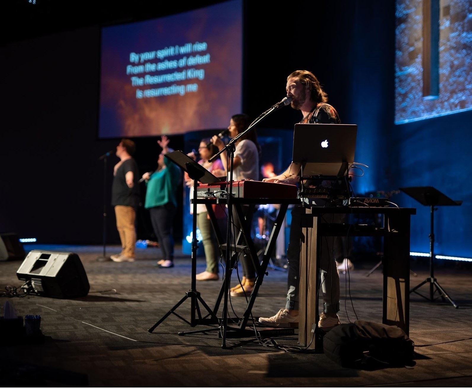 The Springs Church Worship Band