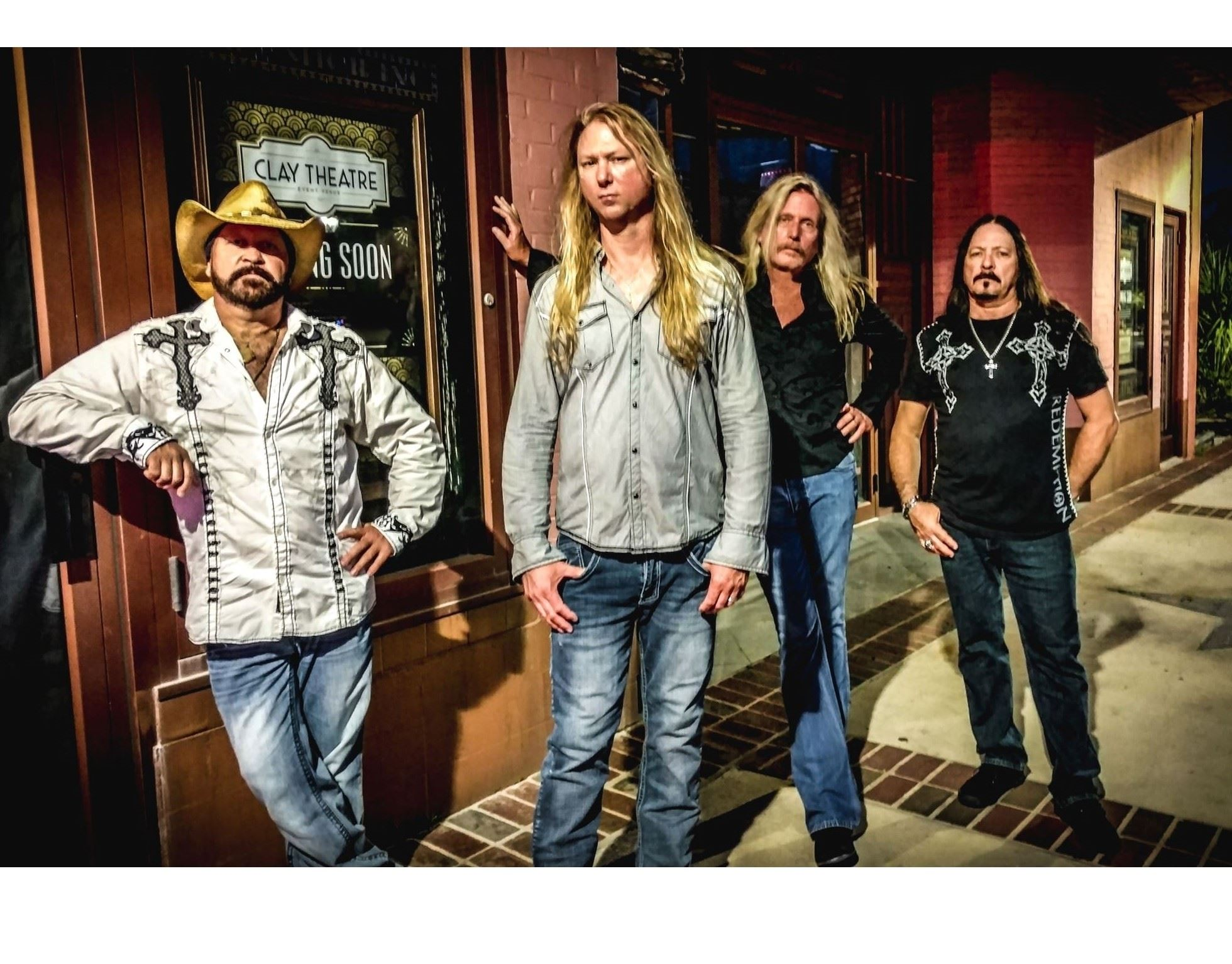Opening Act - The Curt Towne Band