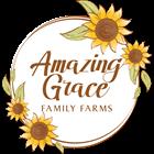 Amazing Grace crop Maze