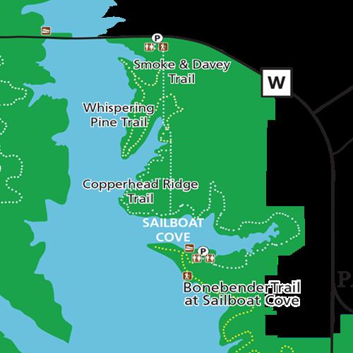 Smithville Lake Trails