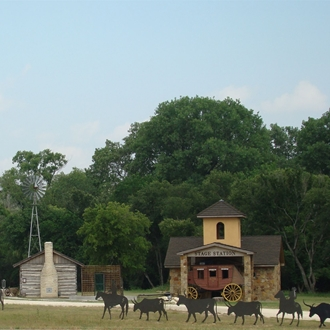Chisholm Trail Outdoor Museum