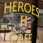 Heroes Cafe- Wright Plaza