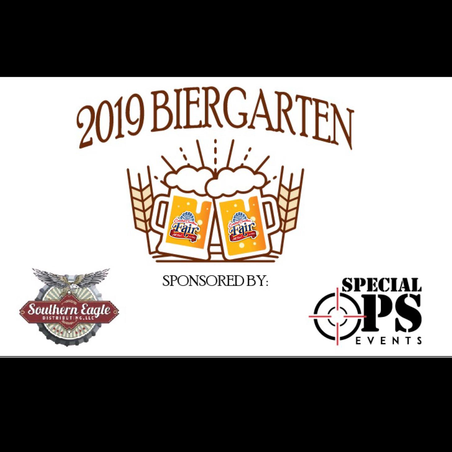 Beer Garden - Daily
