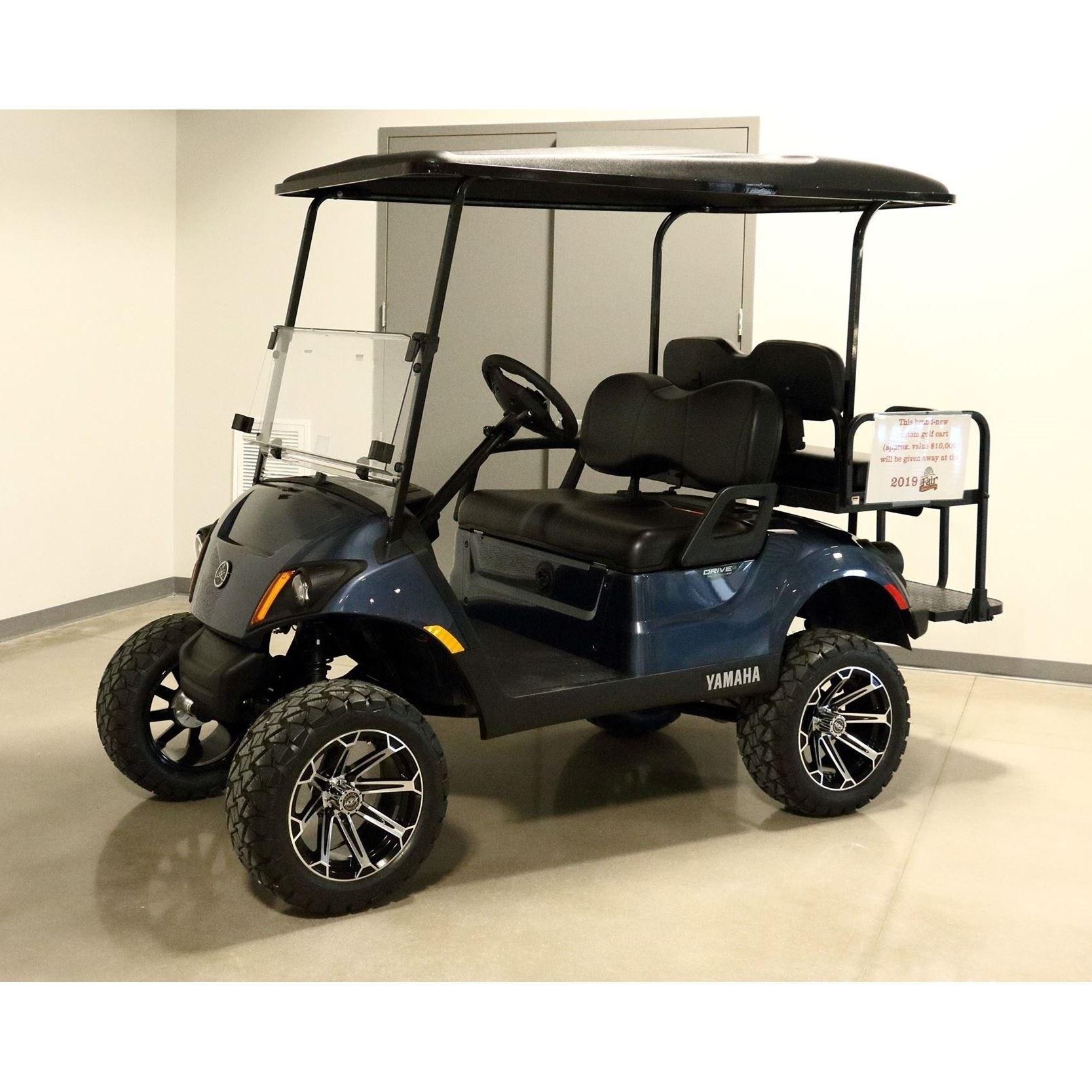 Golf Cart Giveaway