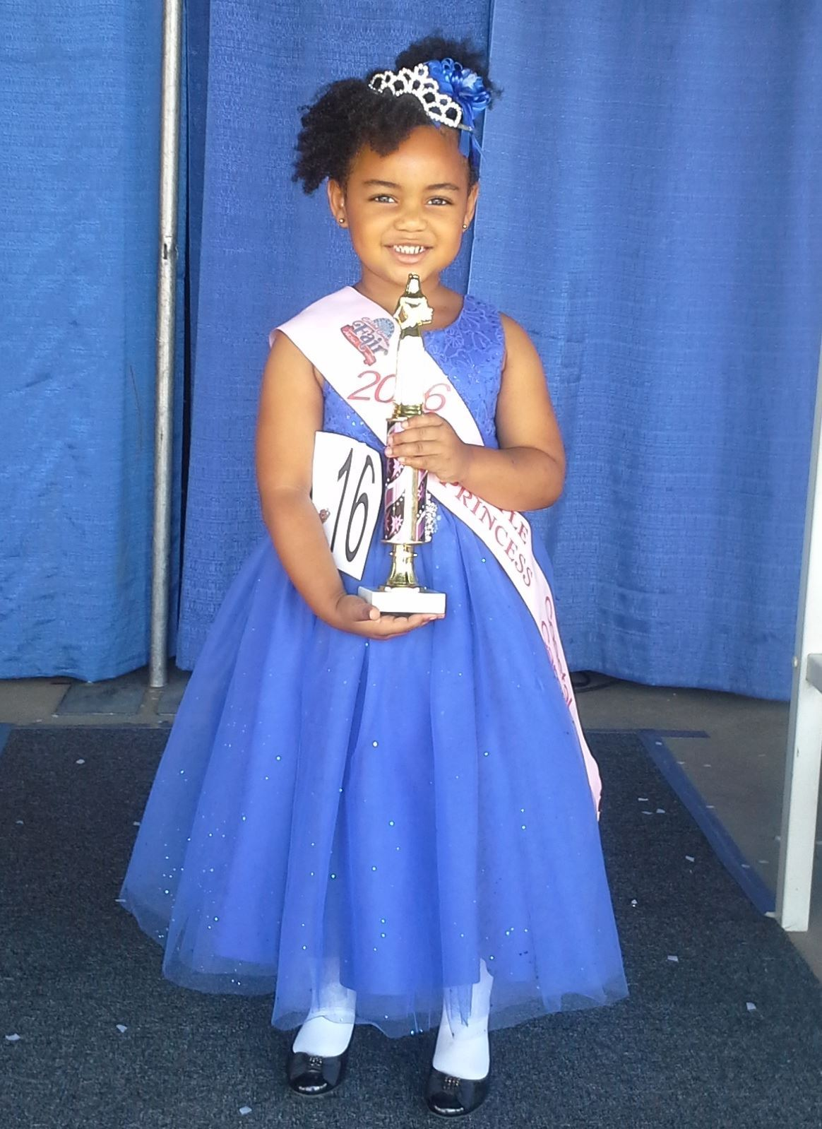 Little Princess Winner 2013