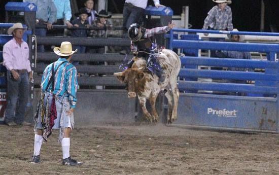 Cody Nite Rodeo Contestants