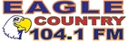KBVC 104.1 FM Eagle Country