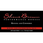Shane Brown Performance Horses
