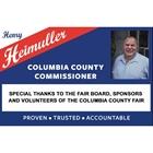 Commissioner Henry Heimuller