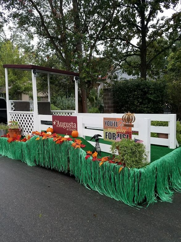 Welcome Home to Augusta at Gruene Garden Apartments!