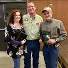 124th Comal County Fair Director and Drover of the Year