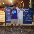1st Place Washer Pitching-Friday