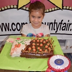 Best Decorated Cake 4-8 Years