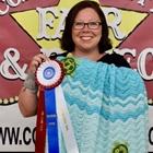 Tri Color Crochet