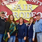 125th Comal County Fair Officers