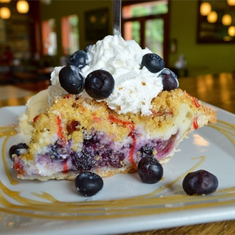 Our yummy Vanishing Blueberry!