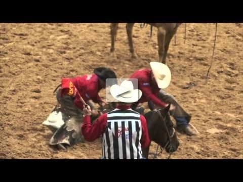 2015 CCC Ranch Rodeo & Cowboy Lifestyle Netowrk