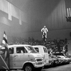 Evel Knievel's epic Cow Palace crash in 1972