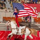 Cowboys, Cowgirls & Crow Hoppers: Scenes from 2017 Grand National Rodeo