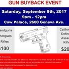 48 guns taken off streets during buyback program