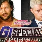 Kenny Omega, Cody talk NJPW G1 Special, which follows Bullet Club TV marathon
