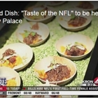 "Dine and Dish: ""Taste of the NFL"" to be held at the Cow Palace"