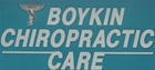 Boykin Chiropractic Care