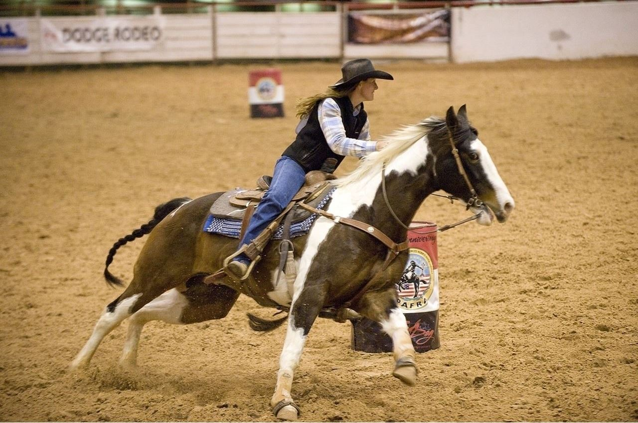 Central Oregon Barrel Racing Association