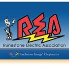 Runestone Electric Association Logo