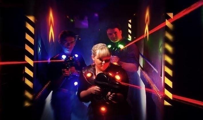 Laser Tag Adventure