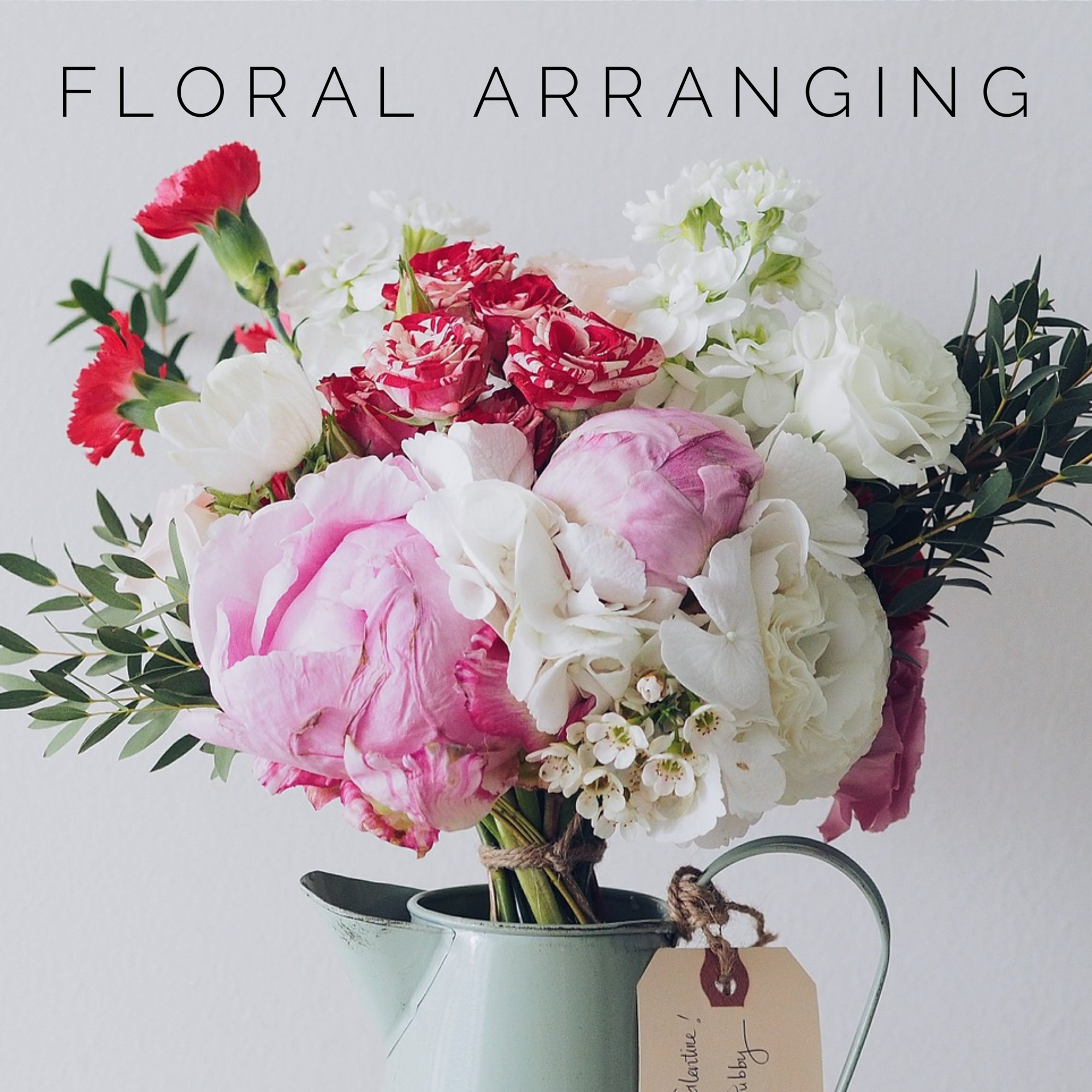 Floral Arranging Contest