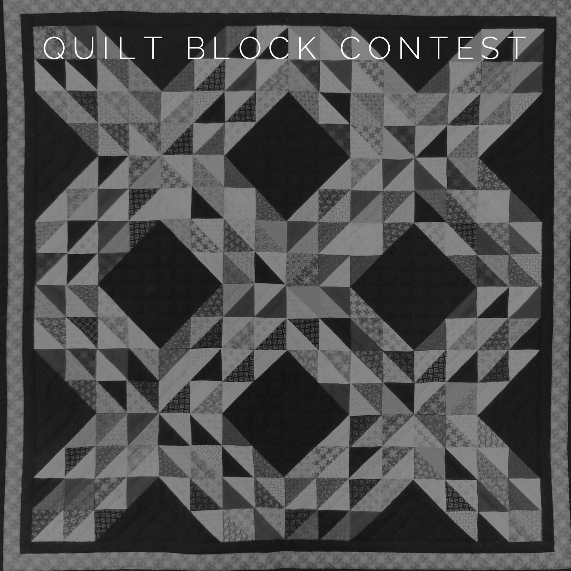 Quilt Block Contest