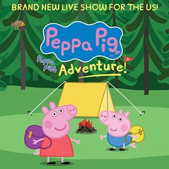 All New Peppa Pig Live Show Comes to DeVos Performance Hall