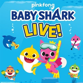Baby Shark Live at DeVos Performance Hall will be Rescheduled