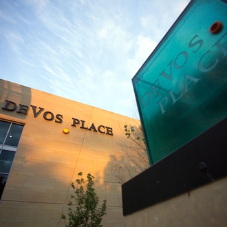 DeVos Place exterior