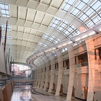 DeVos Place interior
