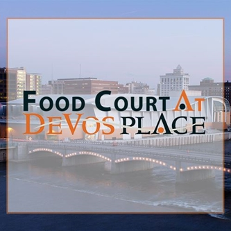 Food Court at DeVos Place to Open for Dinner Beginning October 12
