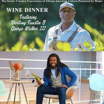 Enjoy An Evening with Bertony Faustin & George Walker III at DeVos Place Nov. 22