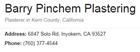 Barry Pinchem Plastering