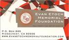Evan Etoch Memorial