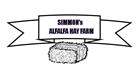 Simmons Alfalfa Hay Farm